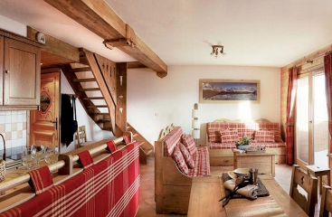 Residence Fermes de Sainte-Foy - Savoie - St. Foy Tarentaise