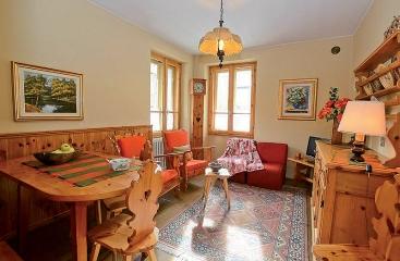Apartmánový dům Compagnoni - Alta Valtellina - Bormio / San Colombano