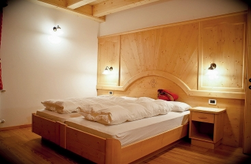 Apt. dům Casa La Montanara - Dolomiti Superski - Val di Fassa e Carezza