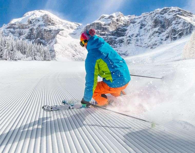 Freeride lyžování