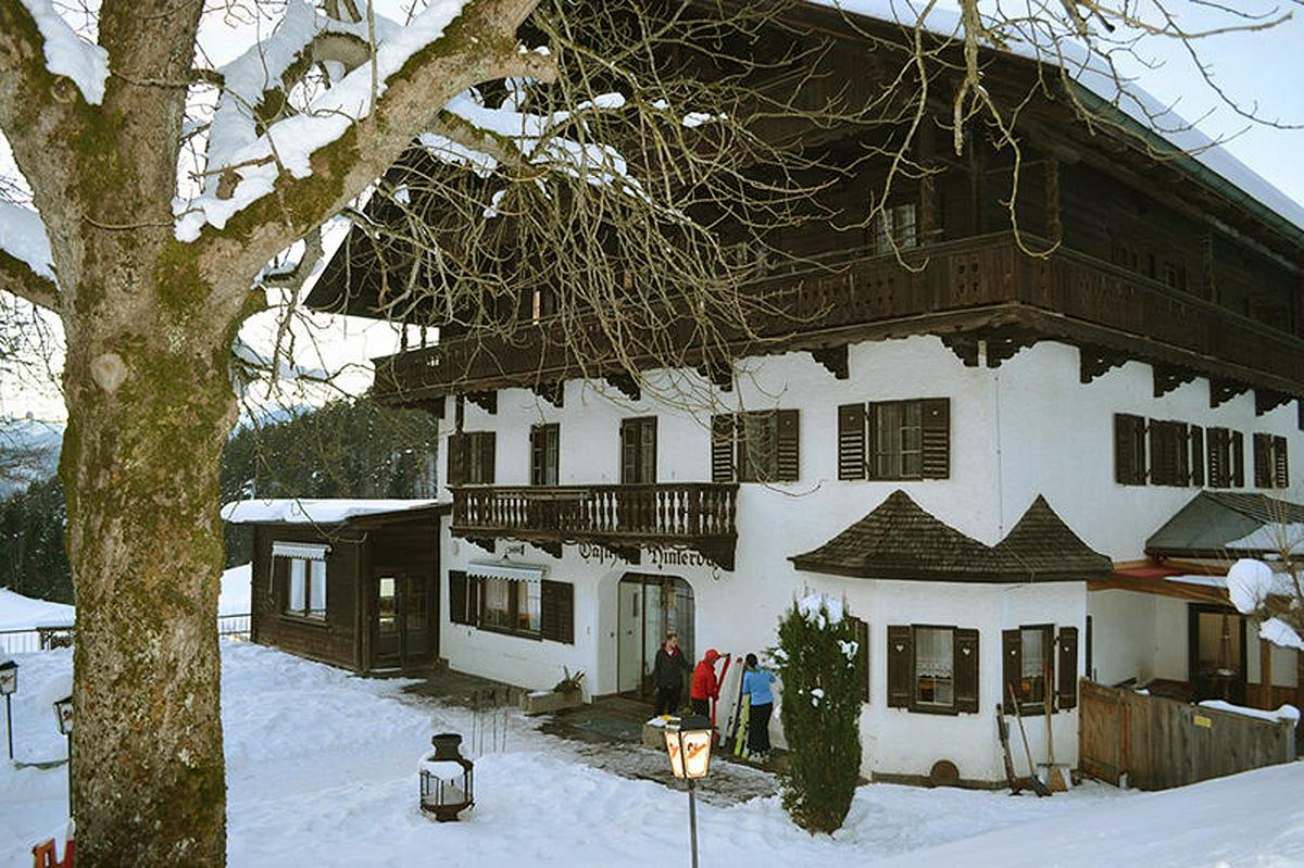 Rakousko (Tyrolsko) - lyžování - BERGHOTEL HINTERDUXERHOF