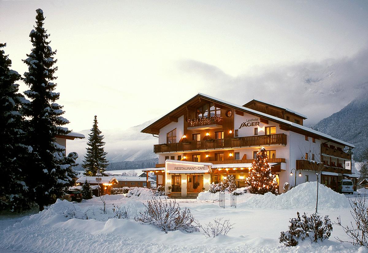 Rakousko (Tyrolsko) - lyžování - LANDHOTEL JÄGER