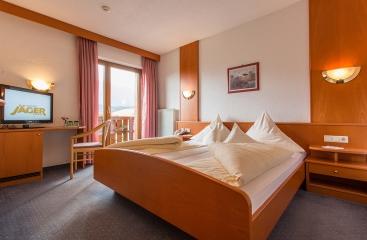 Landhotel Jäger - Tyrolsko - Kühtai - Hochötz