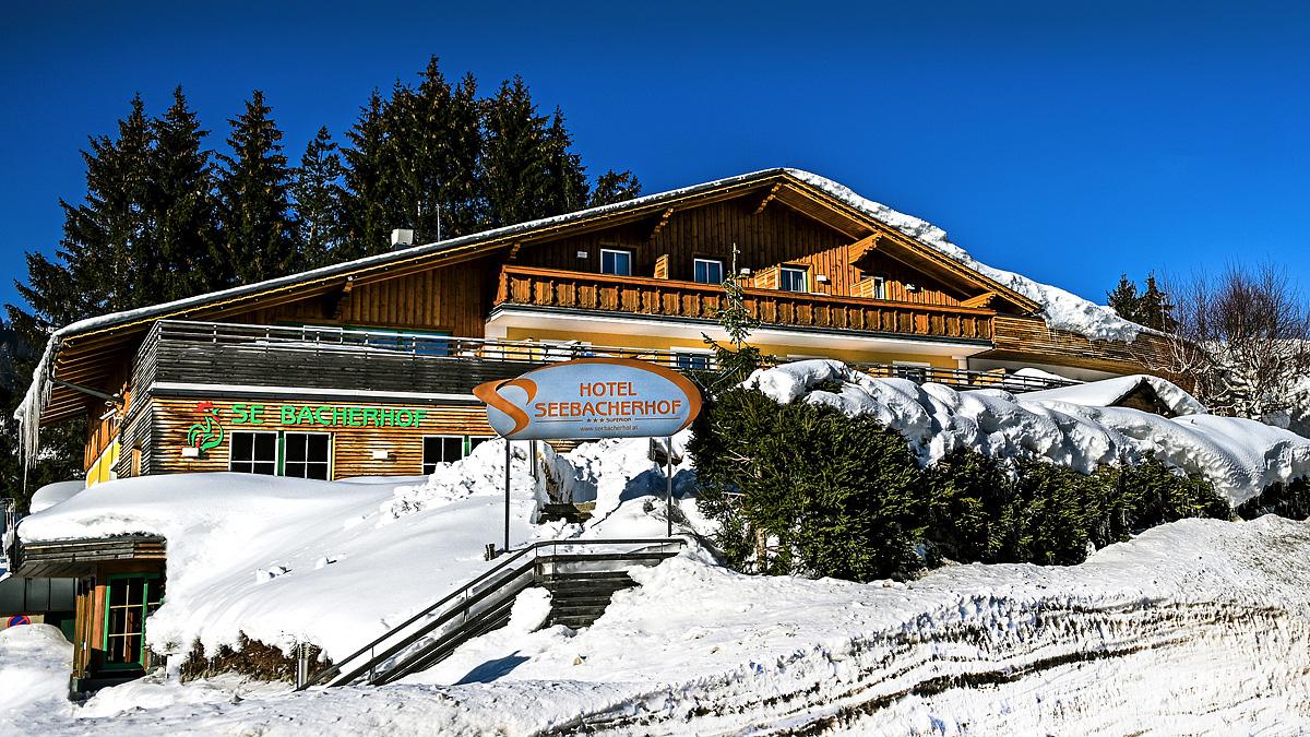 Rakousko (Štýrsko) - lyžování - HOTEL DER SEEBACHERHOF