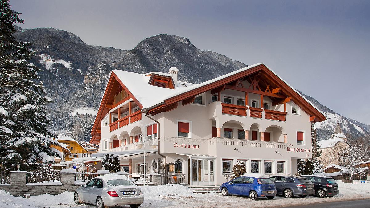 Itálie (Valle Aurina) - Hotel Oberleiter