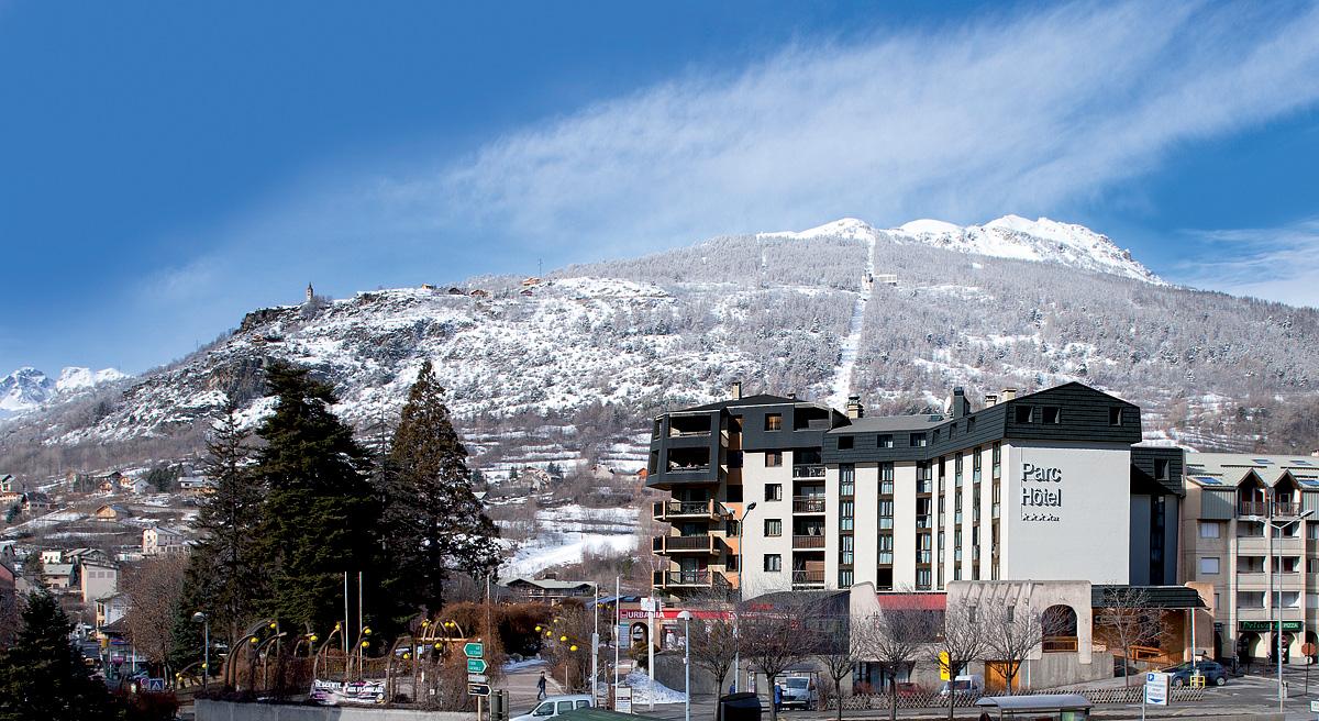 Francie (Hautes Alpes) - lyžování - HOTEL PARC HOTEL