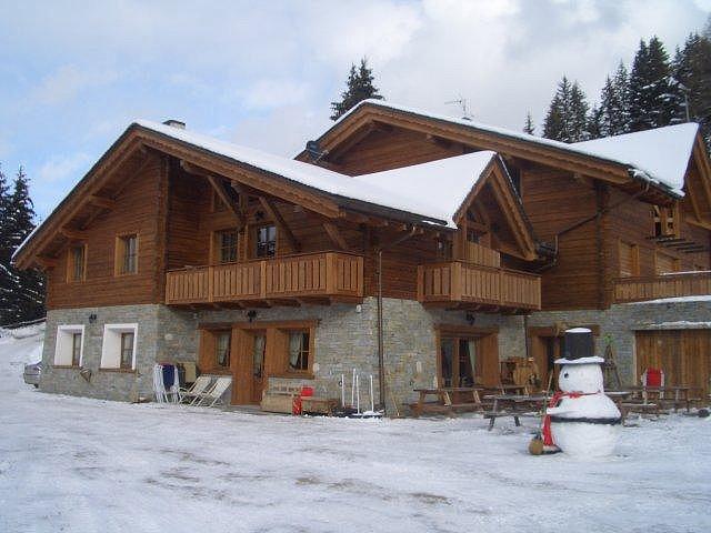 Itálie (Alta Valtellina) - lyžování - HOTEL AGRITURISMO CARIBONA