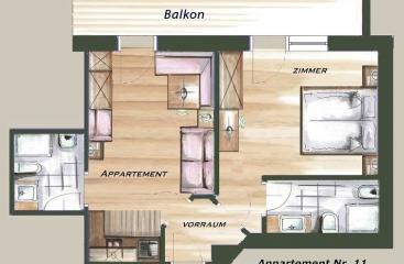 Residence Alpenresidence **