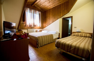 Hotel Casa Montana S. Maddalena - Dolomiti Superski - Cortina d´Ampezzo