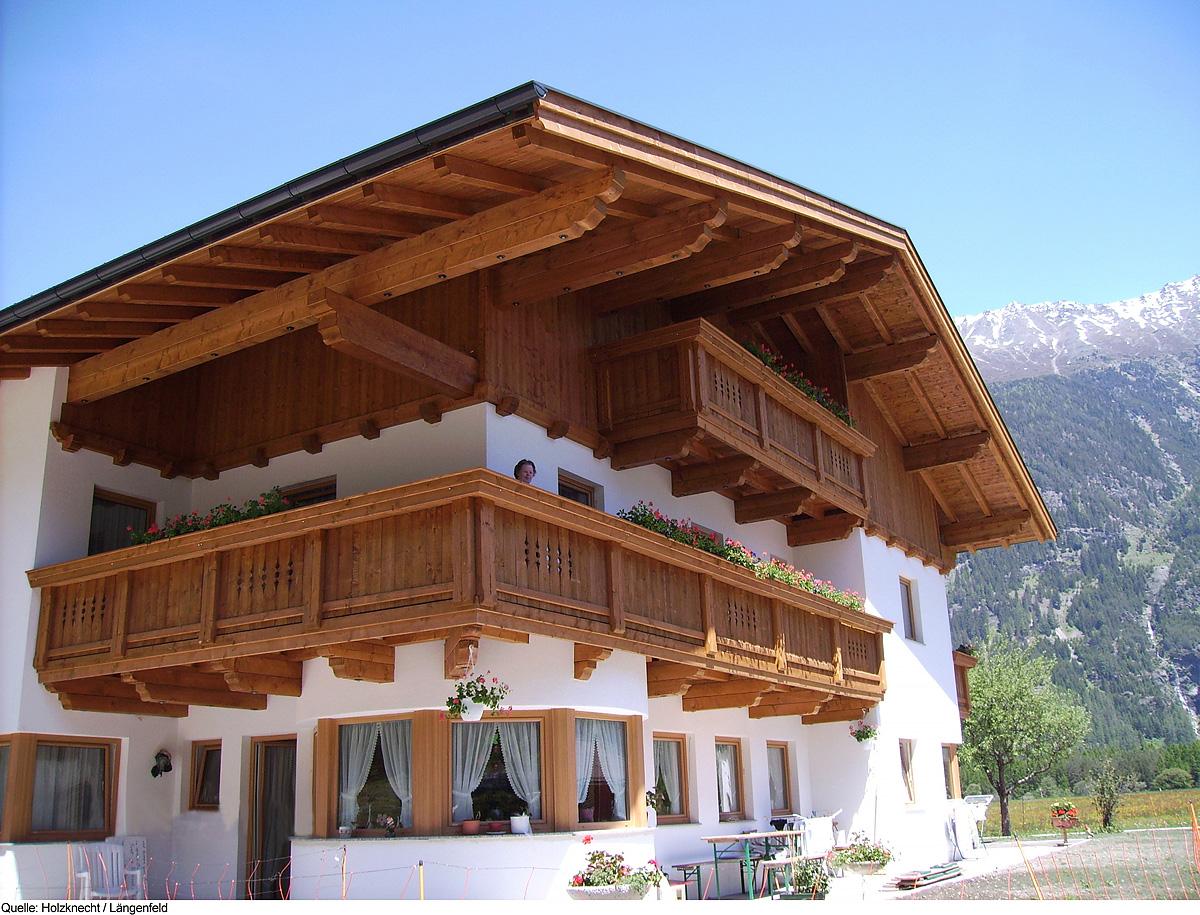 Apartmánový dům Holzknecht