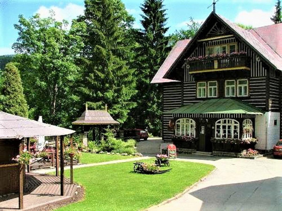 Česká republika (Krkonoše) - _frontend_tour_type_alt_H - HOTEL TŘI RŮŽE