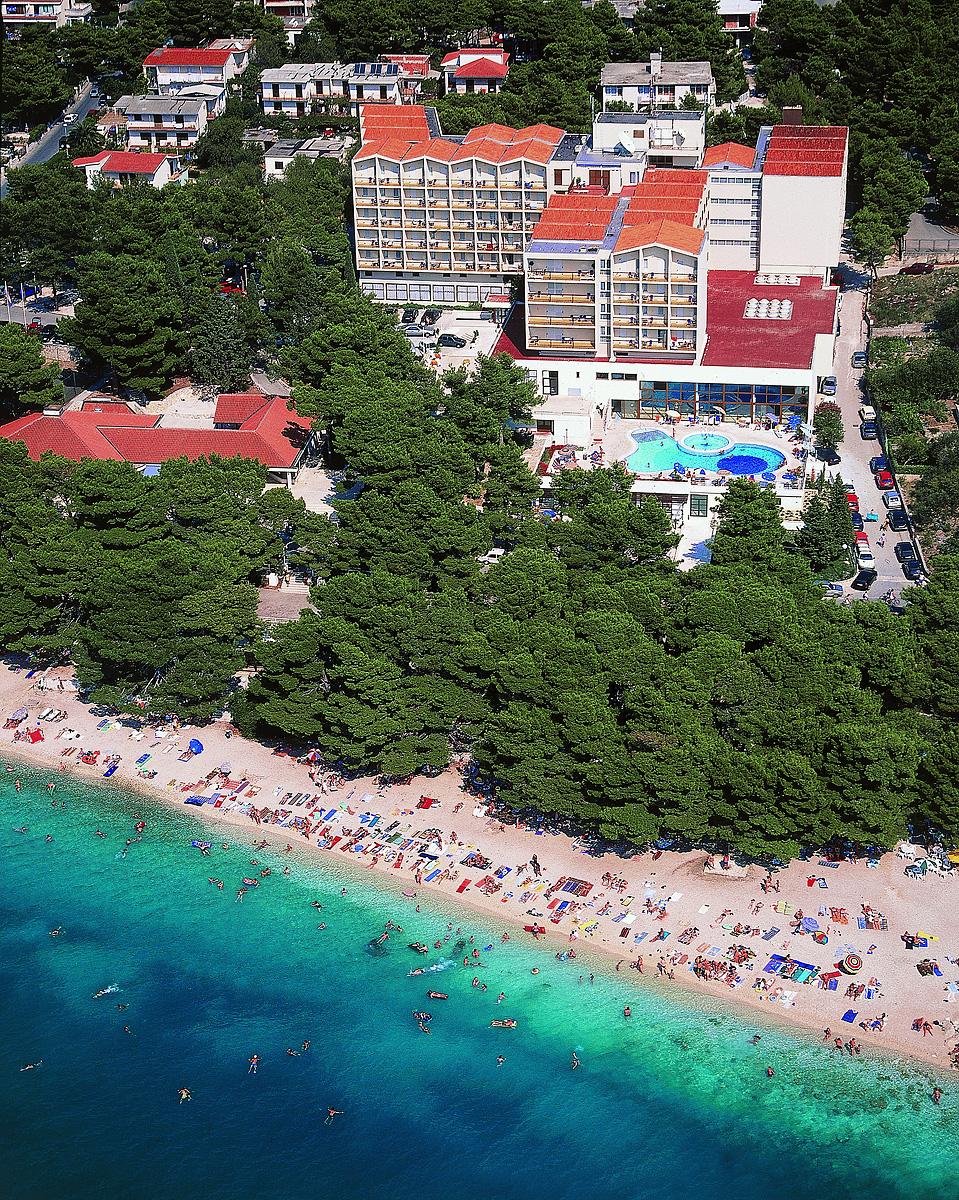Chorvatsko (Střední Dalmácie) - dovolená - HOTEL HORIZONT