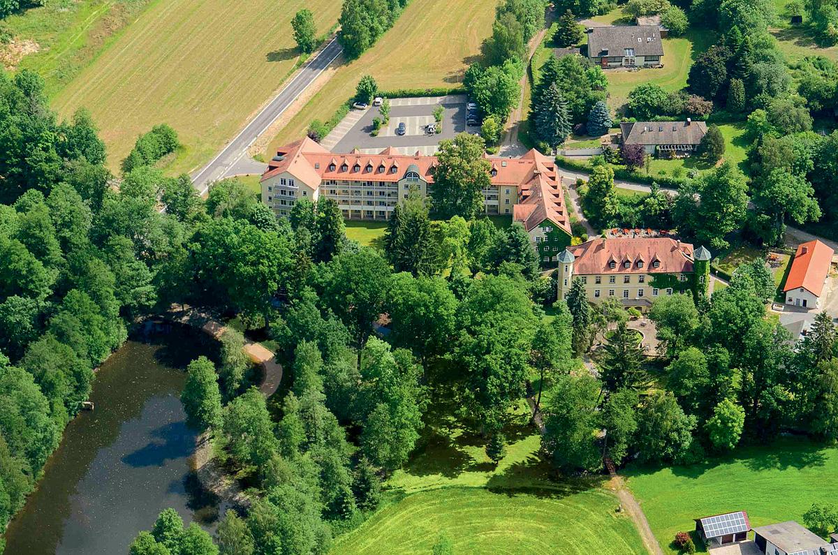 Německo (Německo) - _frontend_tour_type_alt_H - HOTEL LANDSCHLOSS ERNESTGRÜN