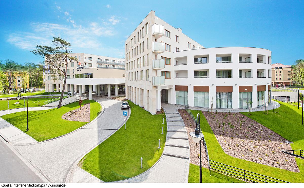 Polsko (Polsko) - dovolená - HOTEL INTERFERIE MEDICAL SPA