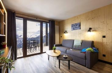Residence Club Etoile des Sybelles - Savoie - Les Sybelles