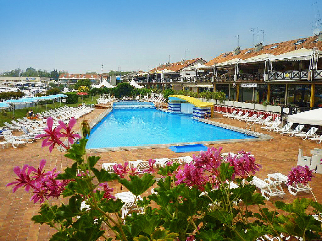 Itálie (Severní Jadran) - dovolená - HOTEL MARINA UNO