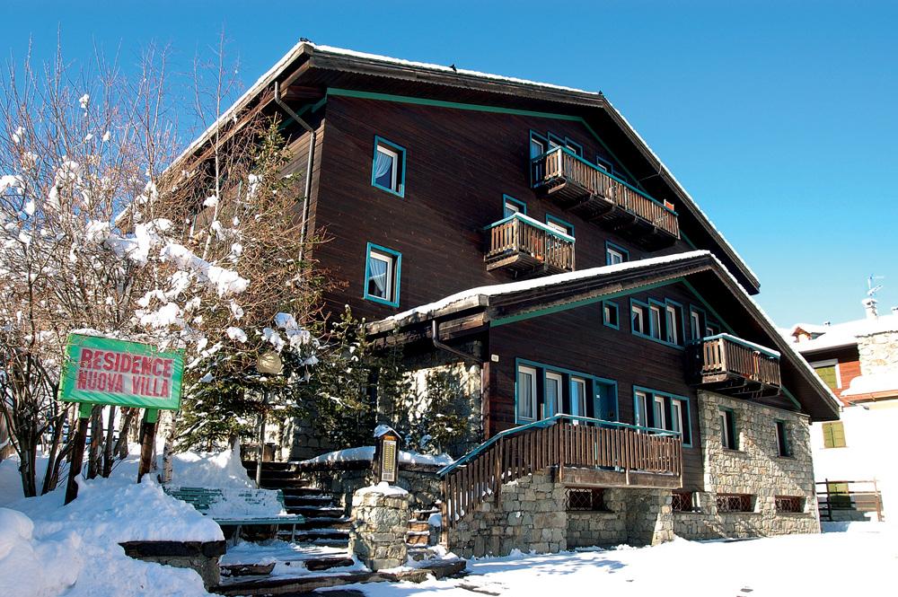 Residence Nuova Villa **