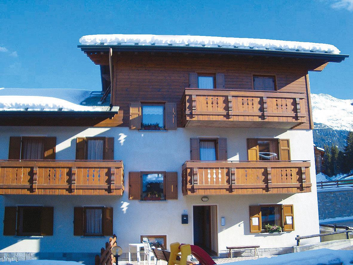 Itálie (Alta Valtellina) - Chalet Ginepro