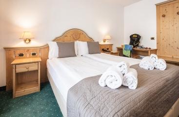 Hotel Gran Chalet Soreghes - Dolomiti Superski - Val di Fassa e Carezza