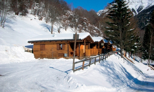 Camping  Bungalovy Val di Sole