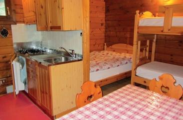 Camping / Bungalovy Val di Sole - Skirama Dolomiti Adamello Brenta - Pejo