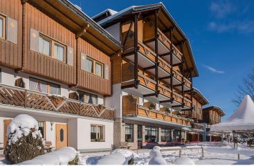 Aparthotel Ferienalm - apartmány - Štýrsko - Schladming - Dachstein