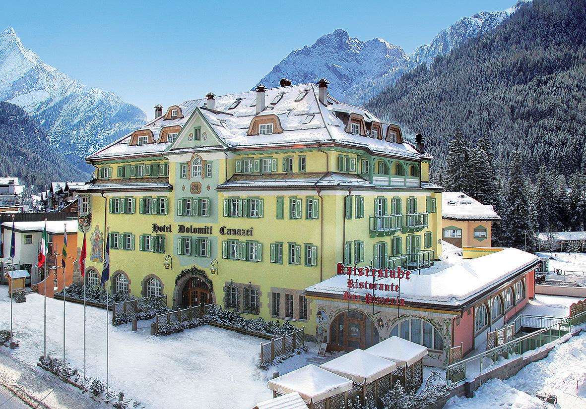 Itálie (Dolomiti Superski) - lyžování - HOTEL & CLUB DOLOMITI