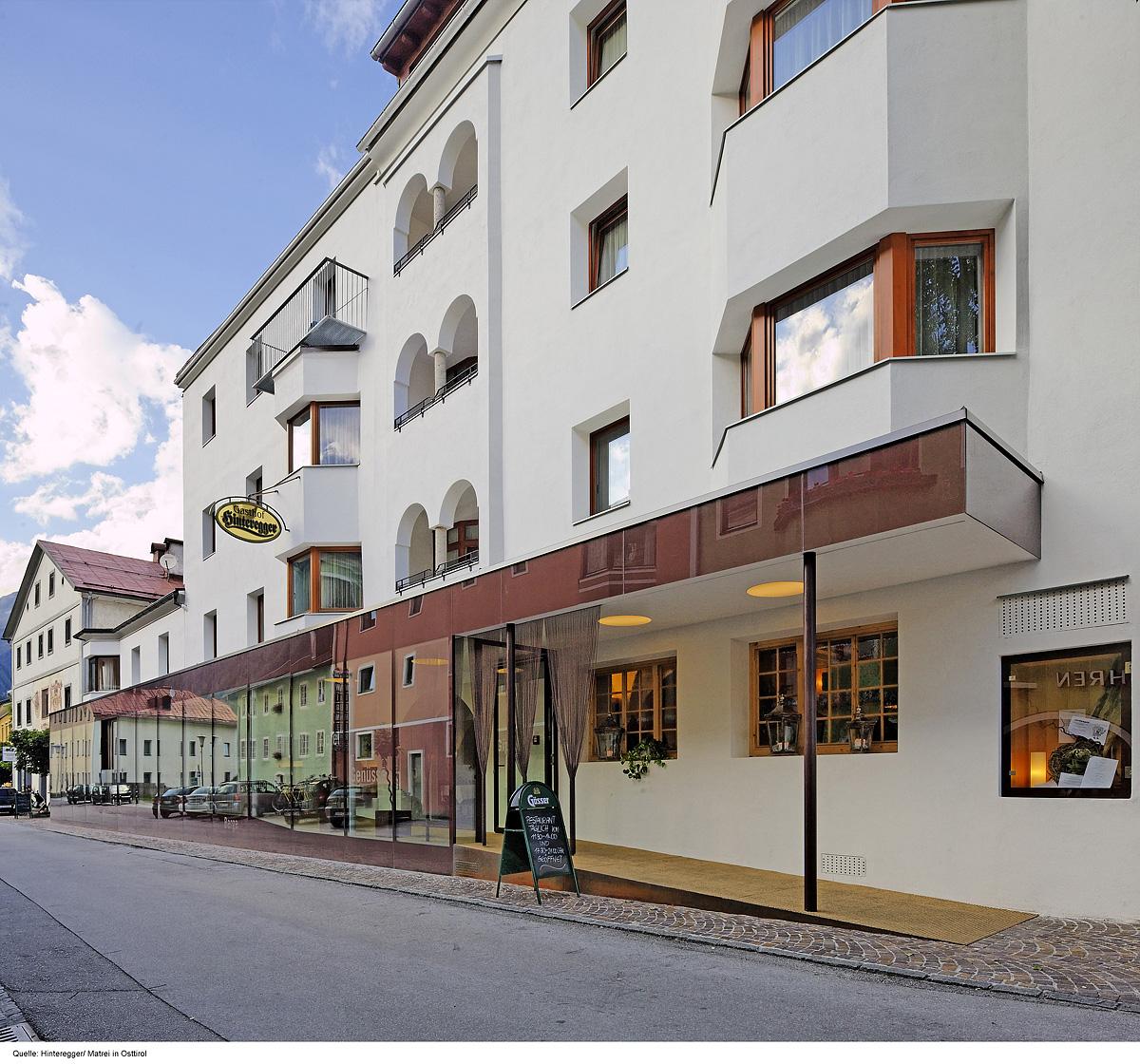 Rakousko (Východní Tyrolsko) - lyžování - HOTEL HINTEREGGER
