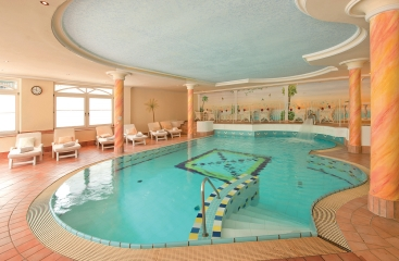 Hotel Bergjuwel ***S