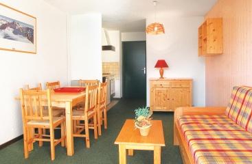 Priv. apartmány Les 2 Alpes **/***