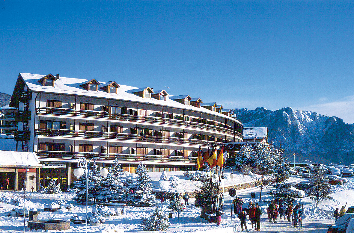 Itálie (Dolomiti Superskix) - Clubresidence Veronza