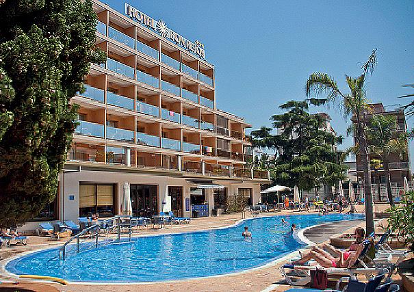 Španělsko (Costa Brava) - dovolená - HOTEL BON REPOS