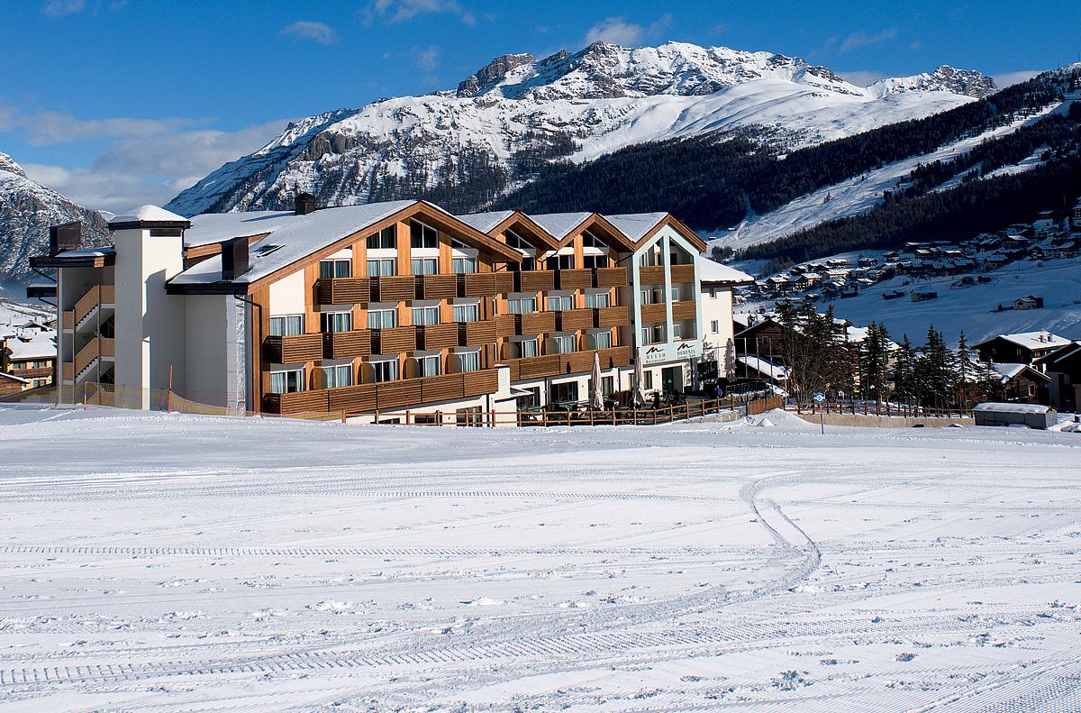 Itálie (Alta Valtellina) - lyžování - HOTEL LAC SALIN SPA & MOUNTAIN RESORT