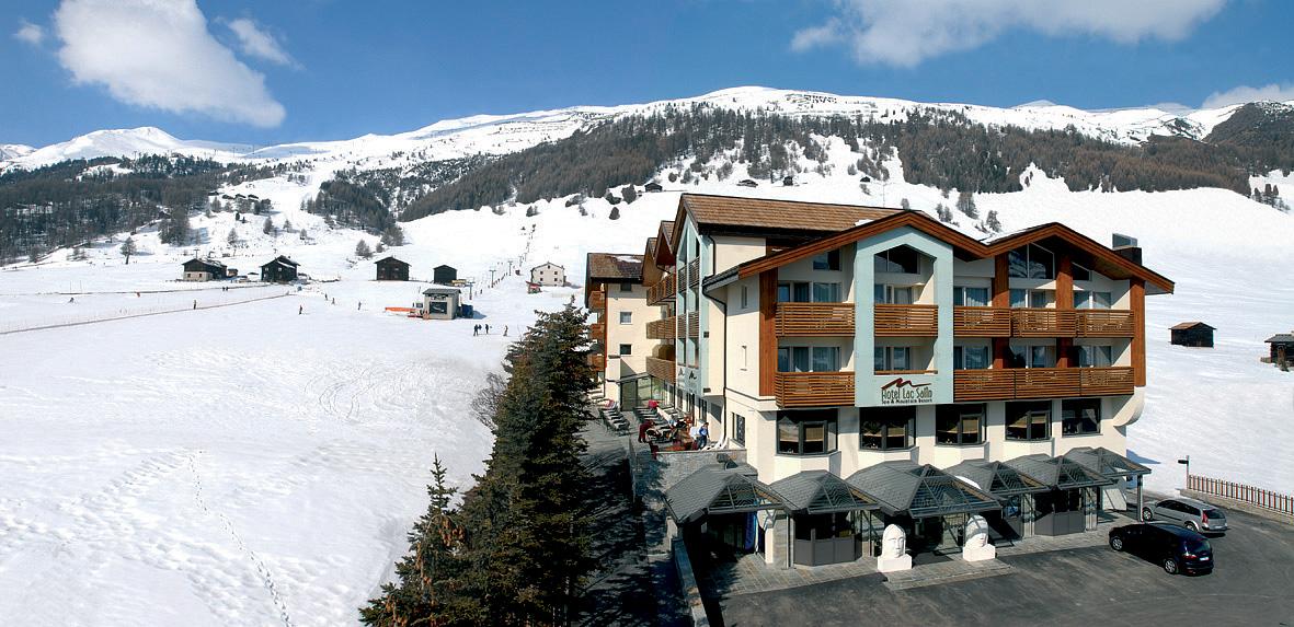 Hotel Lac Salin Spa & Mountain Resort