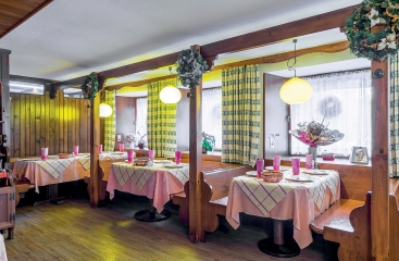 Hotel Malga Ciapela **