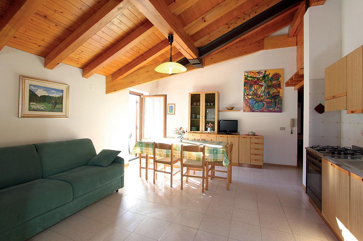Apt. dům Casa Pineta