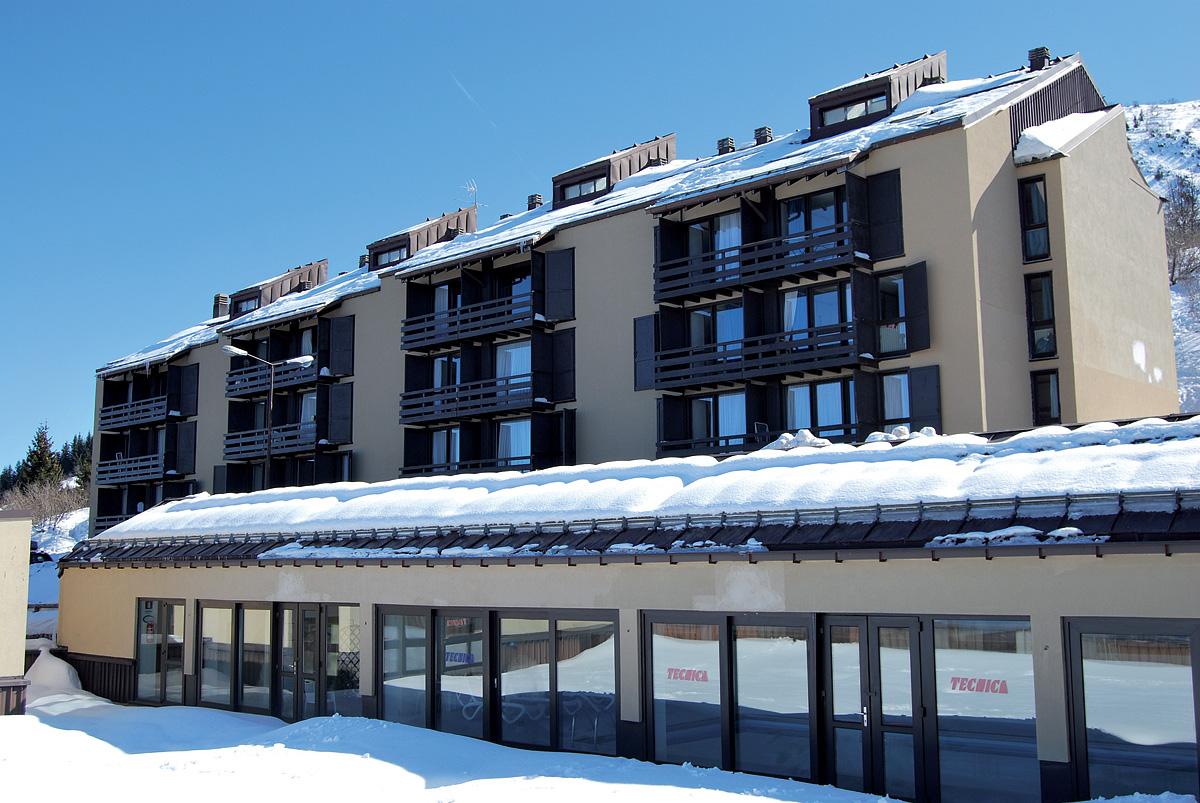 Itálie (Skirama Dolomiti) - lyžování - RESIDENCE CIELO APERTO