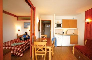 Residence a Chalety Parc aux Etoiles - Hautes Alpes - Puy Saint Vincent