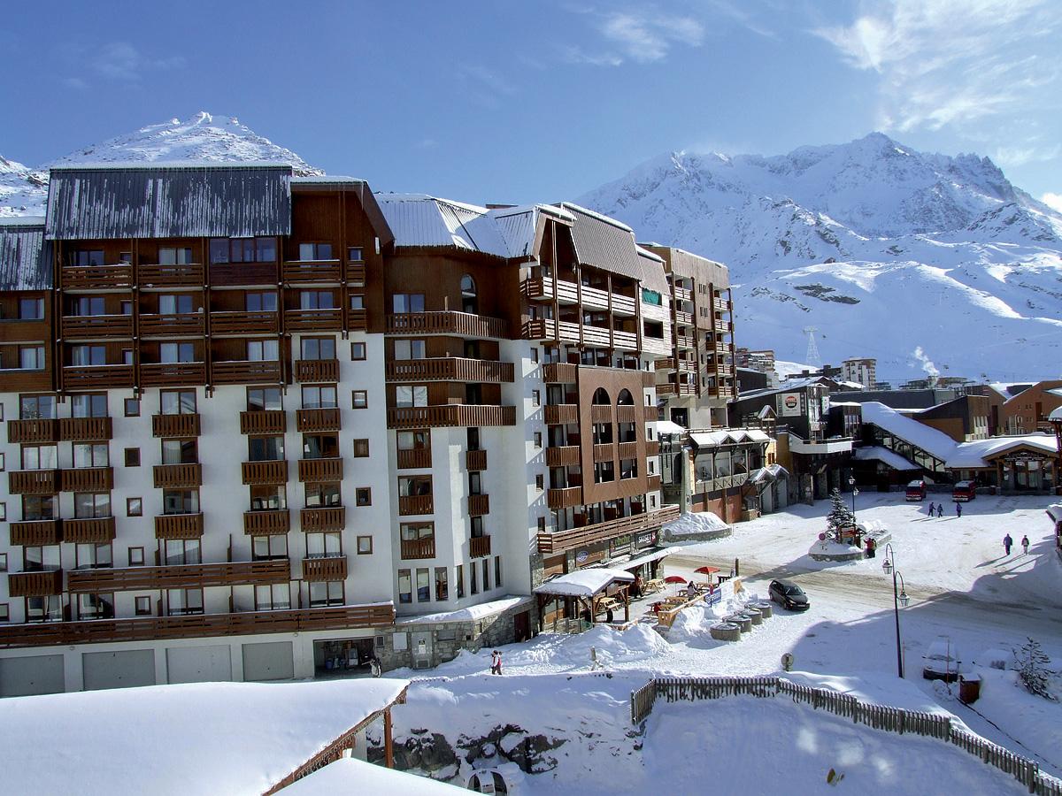 Francie (Les Trois Vallées) - Privátní apartmány Val Thorens