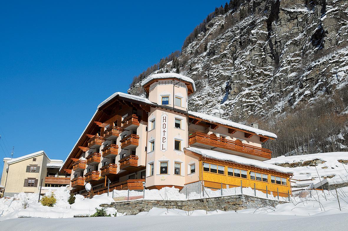 Itálie (Valtellina) - Alps Hotel Wellness Oriental