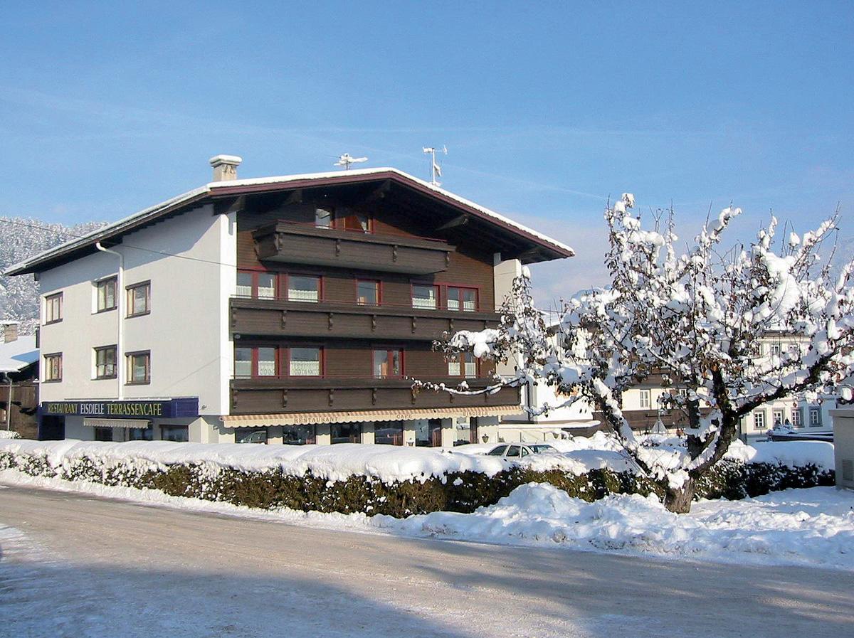 Rakousko (Tyrolsko) - lyžování - GASTHOF HOPPETER