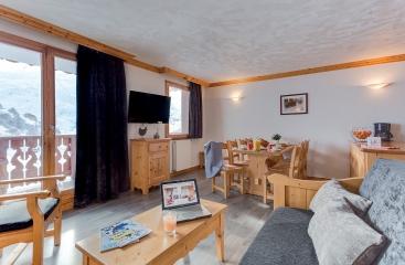 Residence Chalets de l´Adonis - Savoie - Les Trois Vallées - Les Menuires