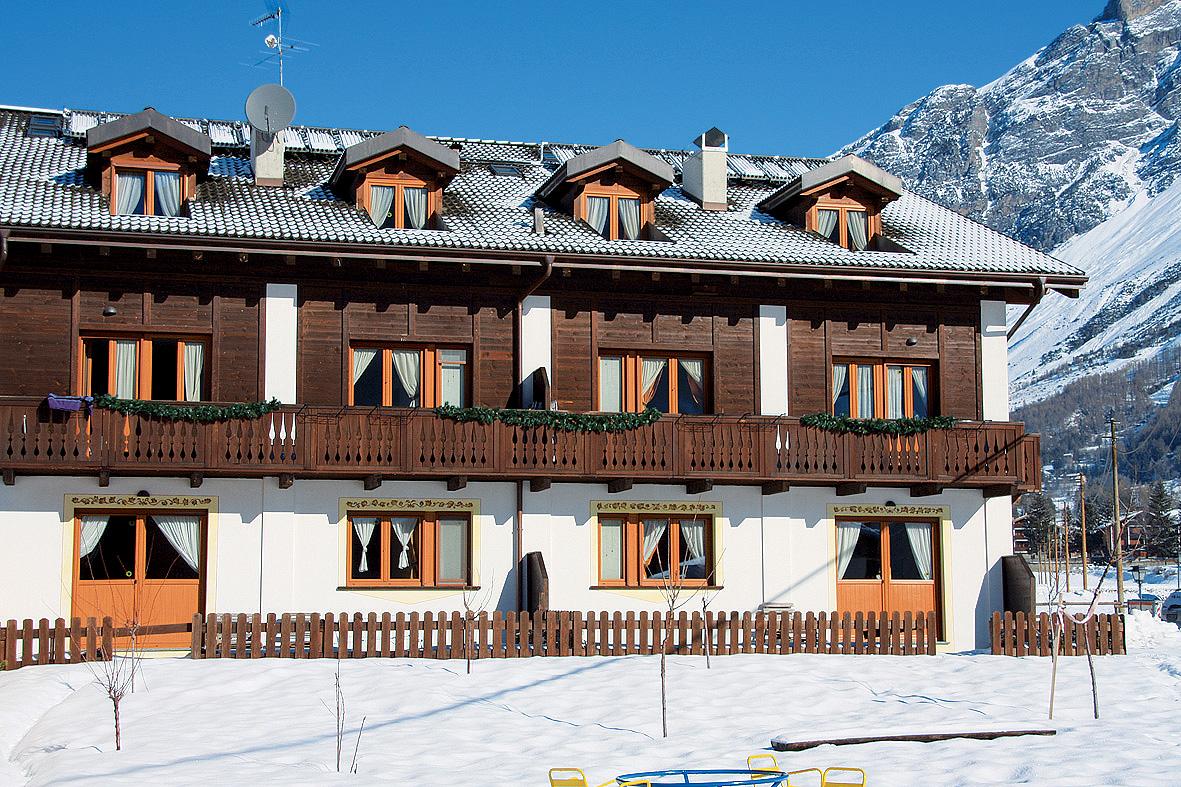 Itálie (Alta Valtellina) - Chalet Stelle Di Neve