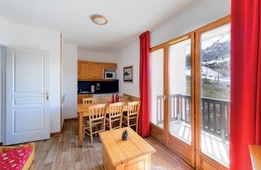 Residence Hauts de Valmeinier 1900 - Savoie - Valmeinier / Valloire