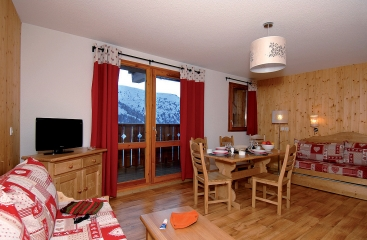 Residence Grand Panorama 1 - Savoie - Valmeinier / Valloire