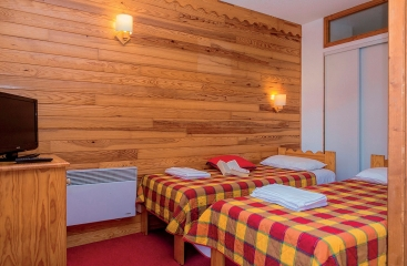 Residence Ecrin des Neiges **/***