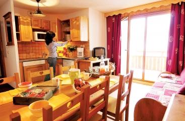 Residence Dame Blanche - Hautes Alpes - Puy Saint Vincent