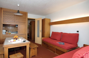 Residence Tourotel - Savoie - Les Trois Vallées - Val Thorens