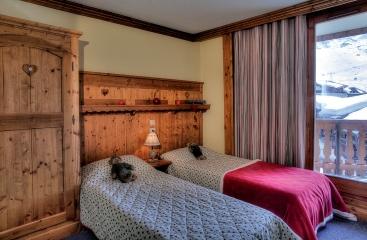 Residence Cheval Blanc - Savoie - Les Trois Vallées - Val Thorens