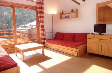Priv. apartmány Mottaret - Savoie - Les Trois Vallées - Méribel / Mottaret